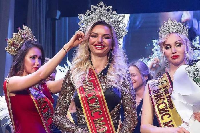 Самой красивой женщиной Москвы стала стилист Екатерина Лифшиц