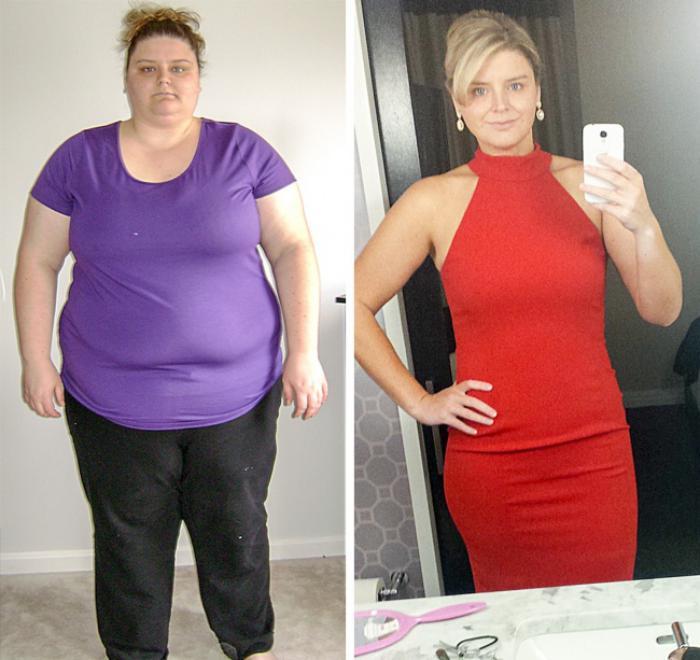 Результаты людей которые сильно похудели