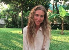 34-летняя Анастасия Зылевич вот уже 5 месяцев ничего не ест и 3 месяца не пьет
