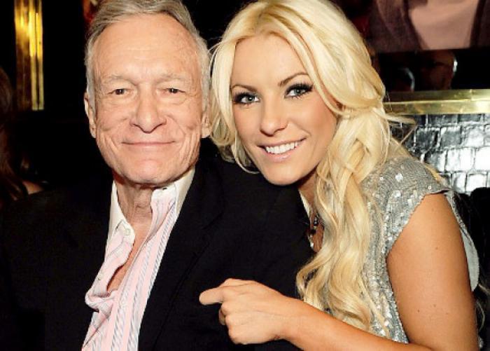 или мужчины старый миллионер с молодой женой блондинкой это мастерство