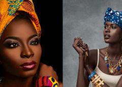 Удивительная красота африканских девушек восхищает мир